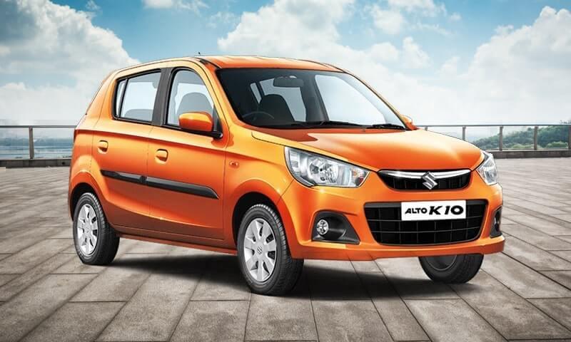 Maruti Alto K10 Price, Specs, Images, Colours & Reviews