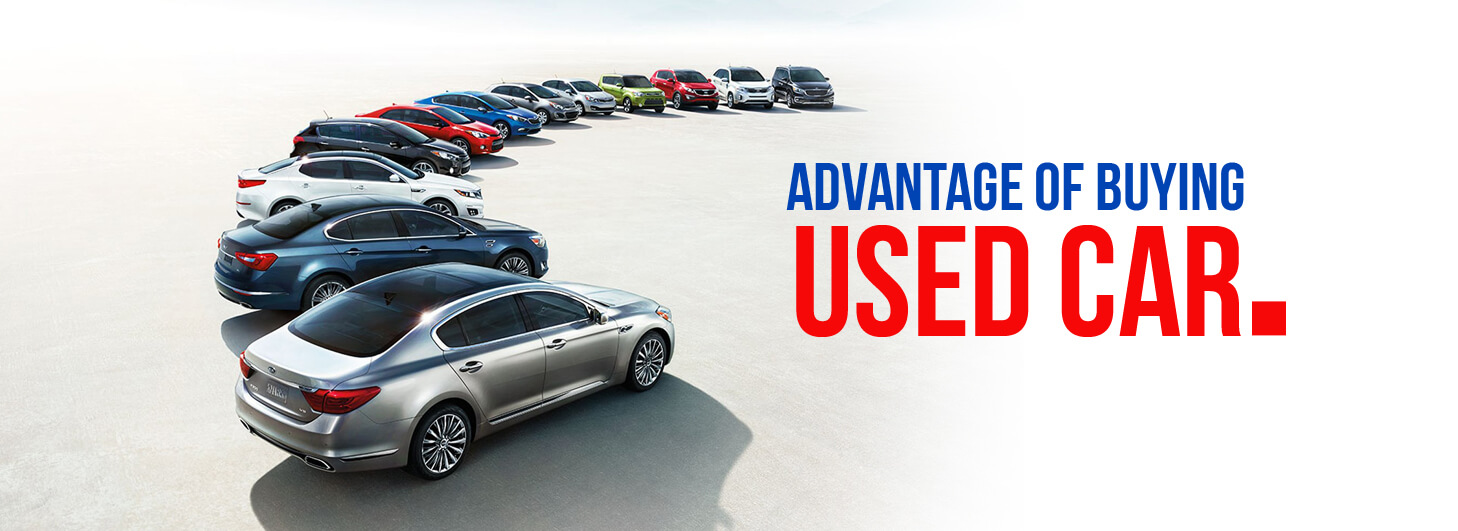 4 Benefits of Buying a Used Cars & Things to Take Care of