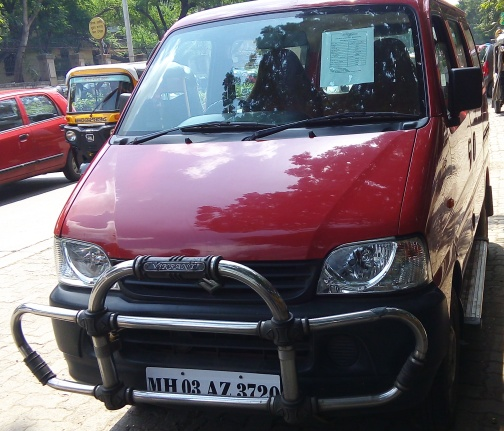Maruti Car 5 STR with HTR CNG